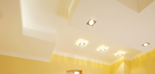 Are You Looking For A New Fresh Look For The Ceilings Of Your House? Or You  Got A Water Damage On Your Ceiling? We Can Take Care Of That As Well.